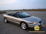 Chrysler Sebring Convertible фото 2