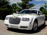 Chrysler 300C white foto 1