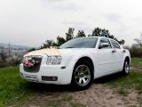 Chrysler 300C white foto 3