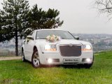 Chrysler 300C white foto 4