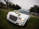 Chrysler 300C white foto 5
