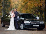 Mercedes W140 S600 Limo фото 3