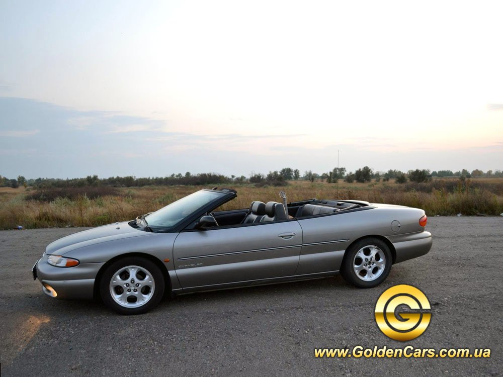 Chrysler Sebring Convertible фото 1