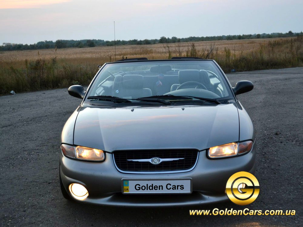 Chrysler Sebring Convertible фото 3