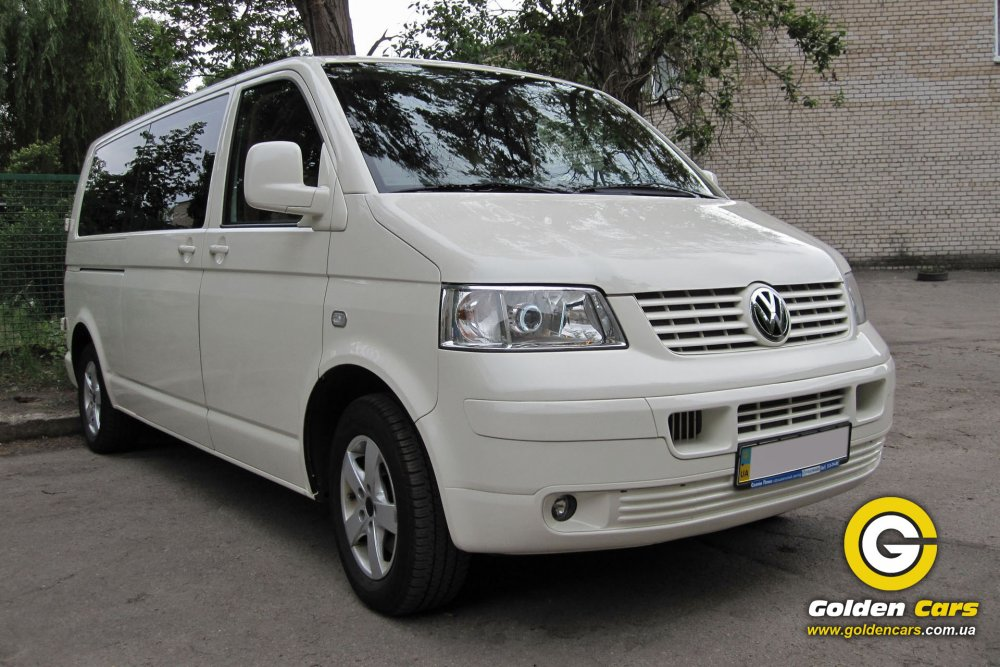 Volkswagen Transporter T5 Long фото 1