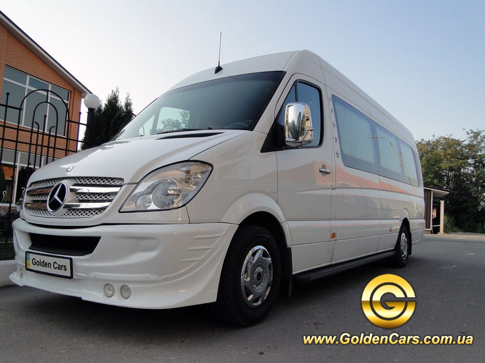 Микроавтобус Mercedes Sprinter 318 CDI Long фото 1