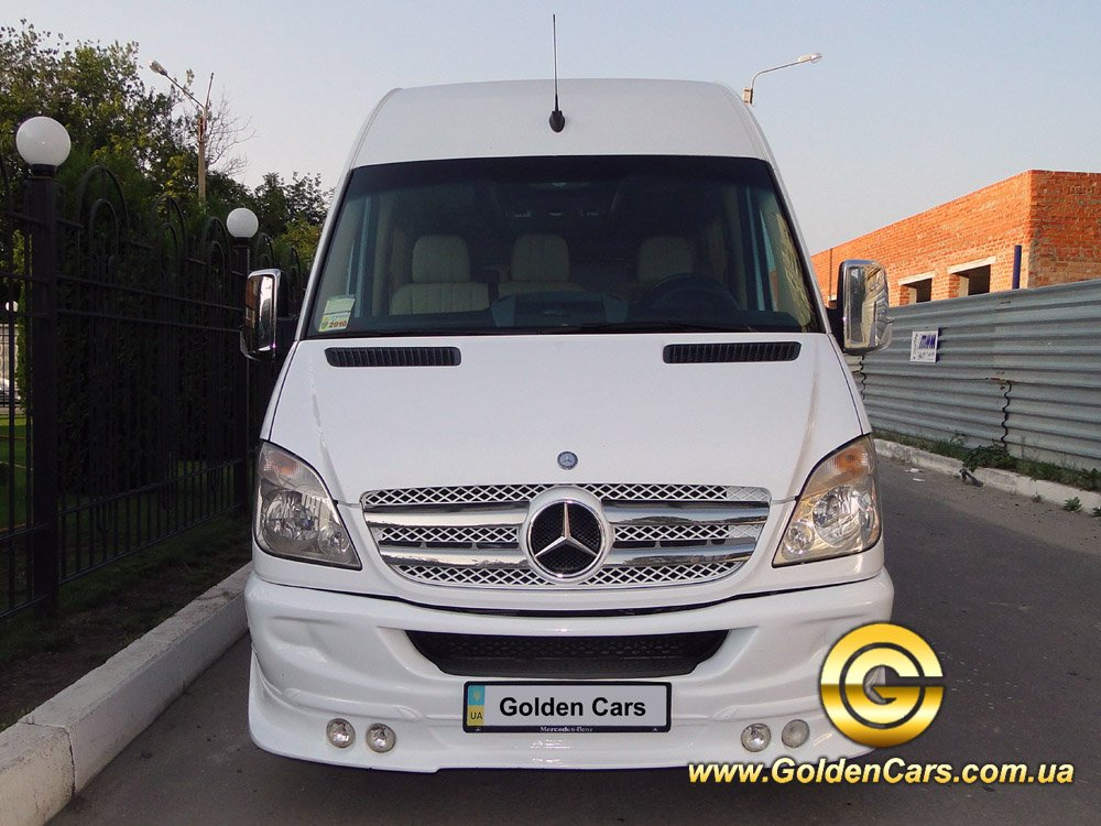 Микроавтобус Mercedes Sprinter 318 CDI Long фото 2