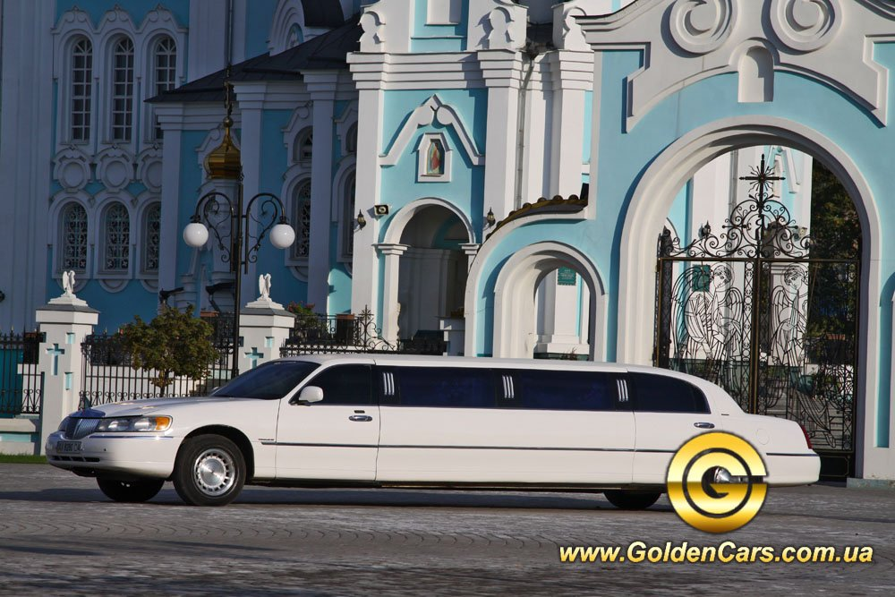 Lincoln Town Car Limo фото 1