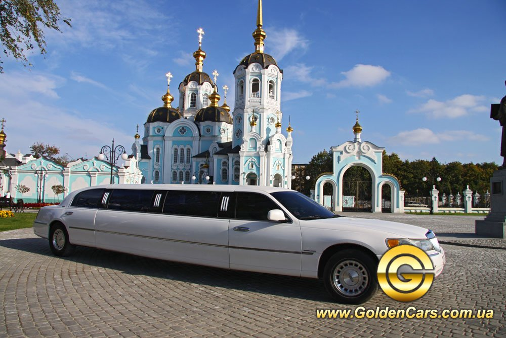 Lincoln Town Car Limo фото 2